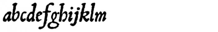 Fourteen64 Font LOWERCASE