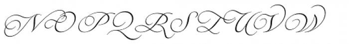 Foverdis Light Font UPPERCASE