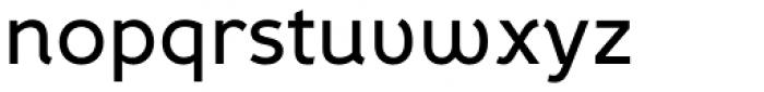 Fox Grotesque Font LOWERCASE