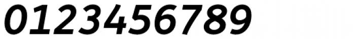 Fox Sans Pro Bold Italic Font OTHER CHARS