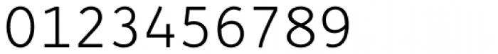Fox Sans Pro Light Font OTHER CHARS