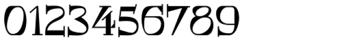 Foxcroft NF Font OTHER CHARS