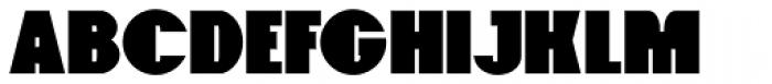 Foxxy Font LOWERCASE