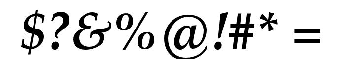 FPL Neu Bold Italic Font OTHER CHARS