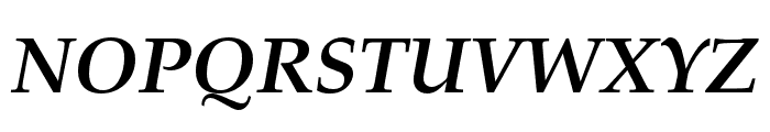 FPL Neu Bold Italic Font UPPERCASE