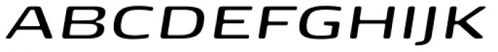 FP Head Pro Italic Book Font UPPERCASE