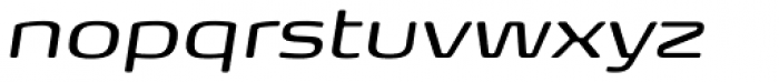FP Head Pro Italic Light Font LOWERCASE