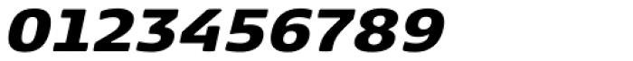 FP København Sans Black Italic Font OTHER CHARS