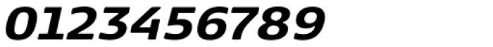 FP København Sans Extra Bold Italic Font OTHER CHARS