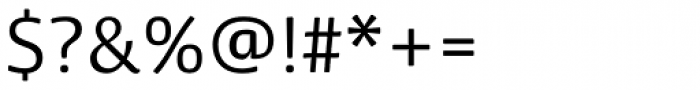 FPDancer Serif Light Font OTHER CHARS