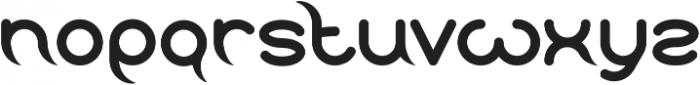 FRANKENSTEIN MONSTER otf (400) Font LOWERCASE