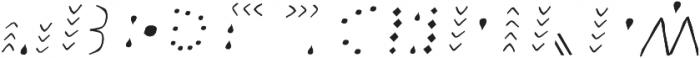 FROH LINE ITALIC otf (400) Font UPPERCASE