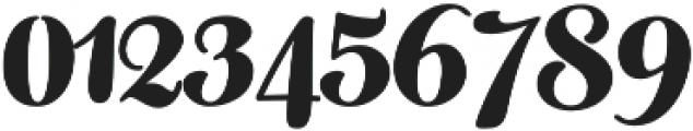 Fragola Black otf (900) Font OTHER CHARS