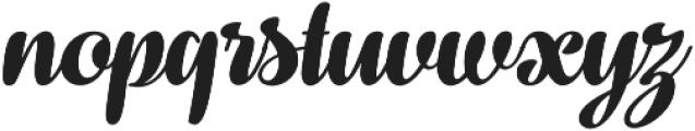 Fragola Bold Italic otf (700) Font LOWERCASE