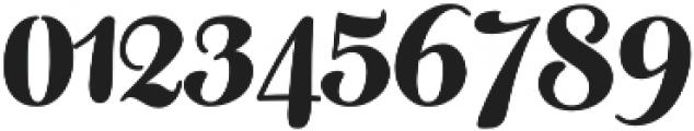 Fragola Bold otf (700) Font OTHER CHARS
