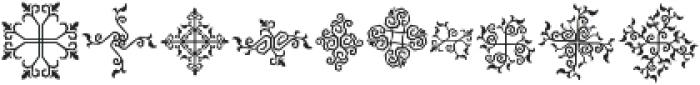 Framez Regular otf (400) Font OTHER CHARS