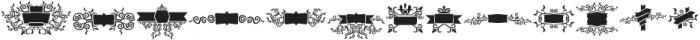 Framez Regular otf (400) Font UPPERCASE