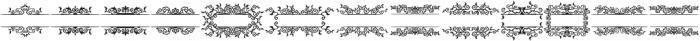 Framez Regular otf (400) Font LOWERCASE
