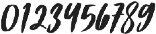 Frances otf (400) Font OTHER CHARS