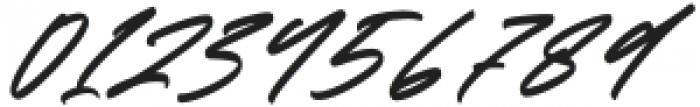 Francestha otf (400) Font OTHER CHARS