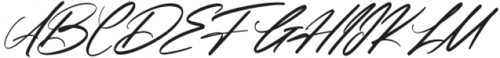 Francestha otf (400) Font UPPERCASE