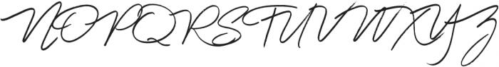 Francisco otf (400) Font UPPERCASE