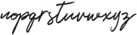 Francisco otf (400) Font LOWERCASE