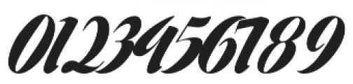 Frangkie otf (400) Font OTHER CHARS