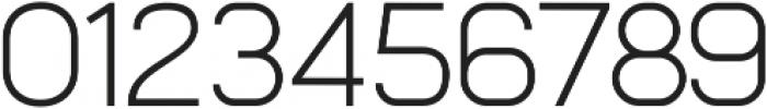 Frank Light ttf (300) Font OTHER CHARS