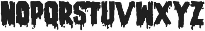 Franklinstein otf (400) Font LOWERCASE