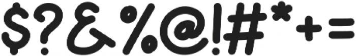 Frappe Latte otf (400) Font OTHER CHARS