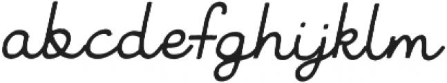 Fraulein Revival Light otf (300) Font LOWERCASE
