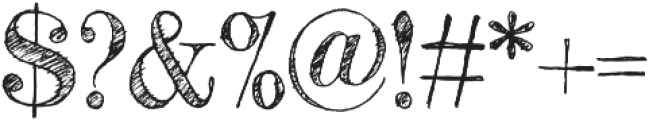 Fredericka the Greatest otf (400) Font OTHER CHARS