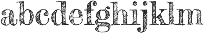 Fredericka the Greatest ttf (400) Font LOWERCASE