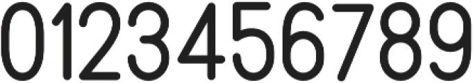 Freeday Sans Regular otf (400) Font OTHER CHARS