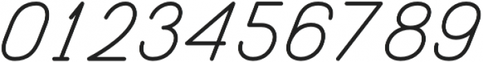 Freeday Script otf (400) Font OTHER CHARS