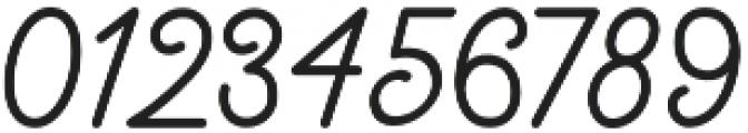 Freeflow otf (400) Font OTHER CHARS