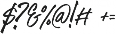 Freestyle Script otf (400) Font OTHER CHARS
