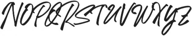 Freestyle Script otf (400) Font UPPERCASE