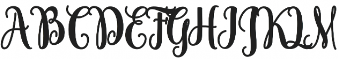 Freestyle otf (400) Font UPPERCASE