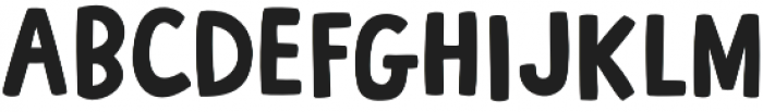 French Fries otf (400) Font LOWERCASE