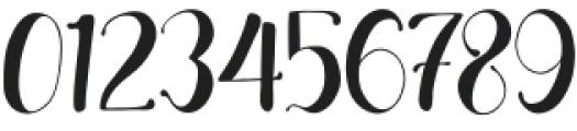 Fresh Hansler Regular otf (400) Font OTHER CHARS