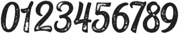 Fresh Press Caps Printed otf (400) Font OTHER CHARS