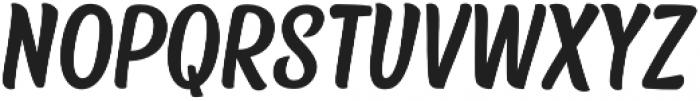 Fresh Press Caps otf (400) Font LOWERCASE