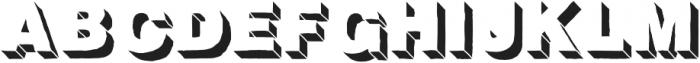 Fresh Volume FX otf (400) Font LOWERCASE