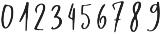 FreshBakery otf (400) Font OTHER CHARS