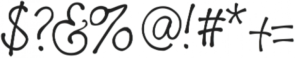 FreshBerry ttf (400) Font OTHER CHARS