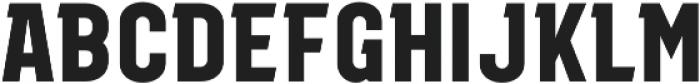 Fresno otf (400) Font LOWERCASE