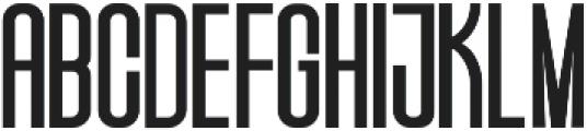 Friedrichshain otf (400) Font UPPERCASE