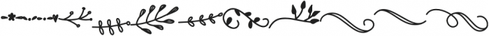Friends Forever Extras otf (400) Font LOWERCASE